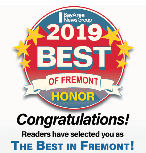 2019, 2018, 2016, 2013 and 2011 Reader's Choice Best of Fremont Realtor